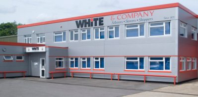 white and company head office picture