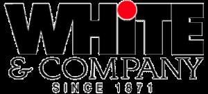 white & Company Logo