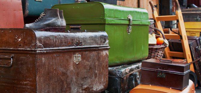 trunk storage picture