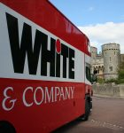Windsor Castle Truck