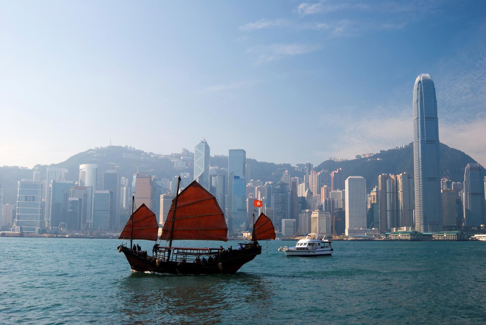 Moving To Hong Kong