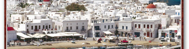 European Removals To Greece | Moving to Greece