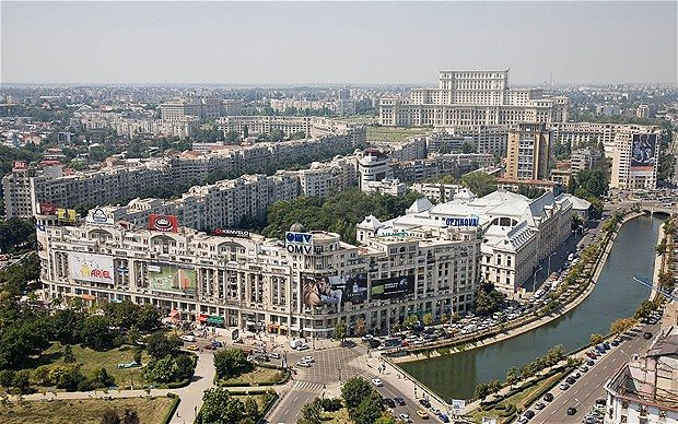 Moving to Bucharest | European Removals White & Company White and ... Bucharest