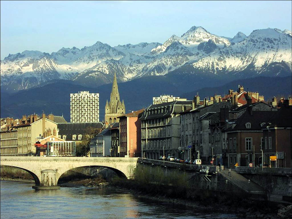 Moving To Grenoble European Removals White Amp Company