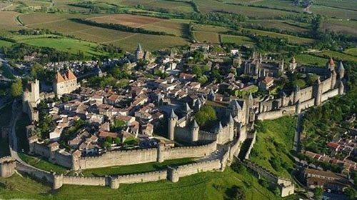 Moving To Carcassonne European Removals White Amp Co