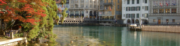 Moving to Lucerne