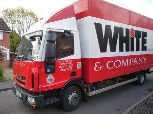 Removal Companies Borehamwood White Amp Company