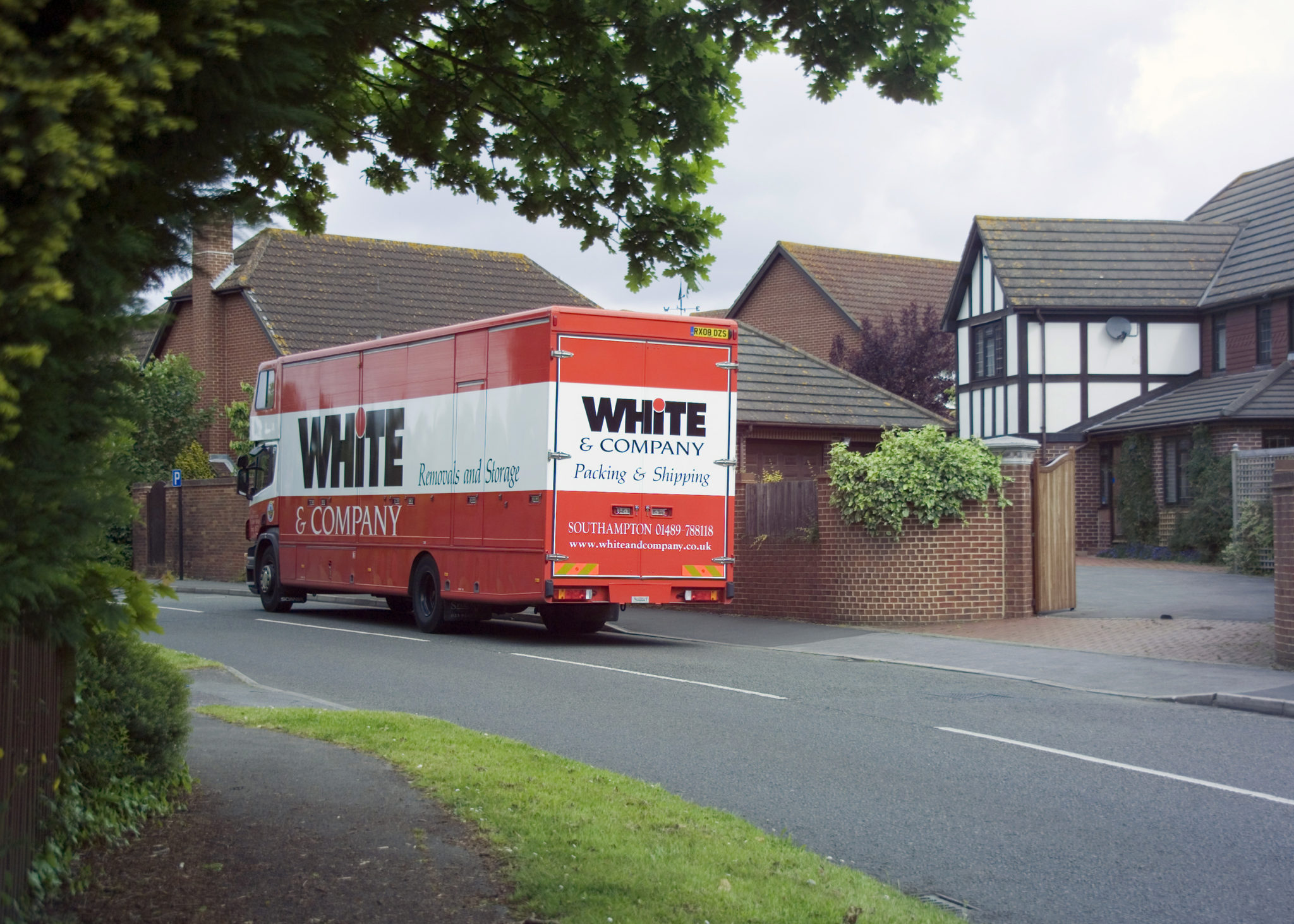 Removals Maidstone Removal Companies Maidstone White