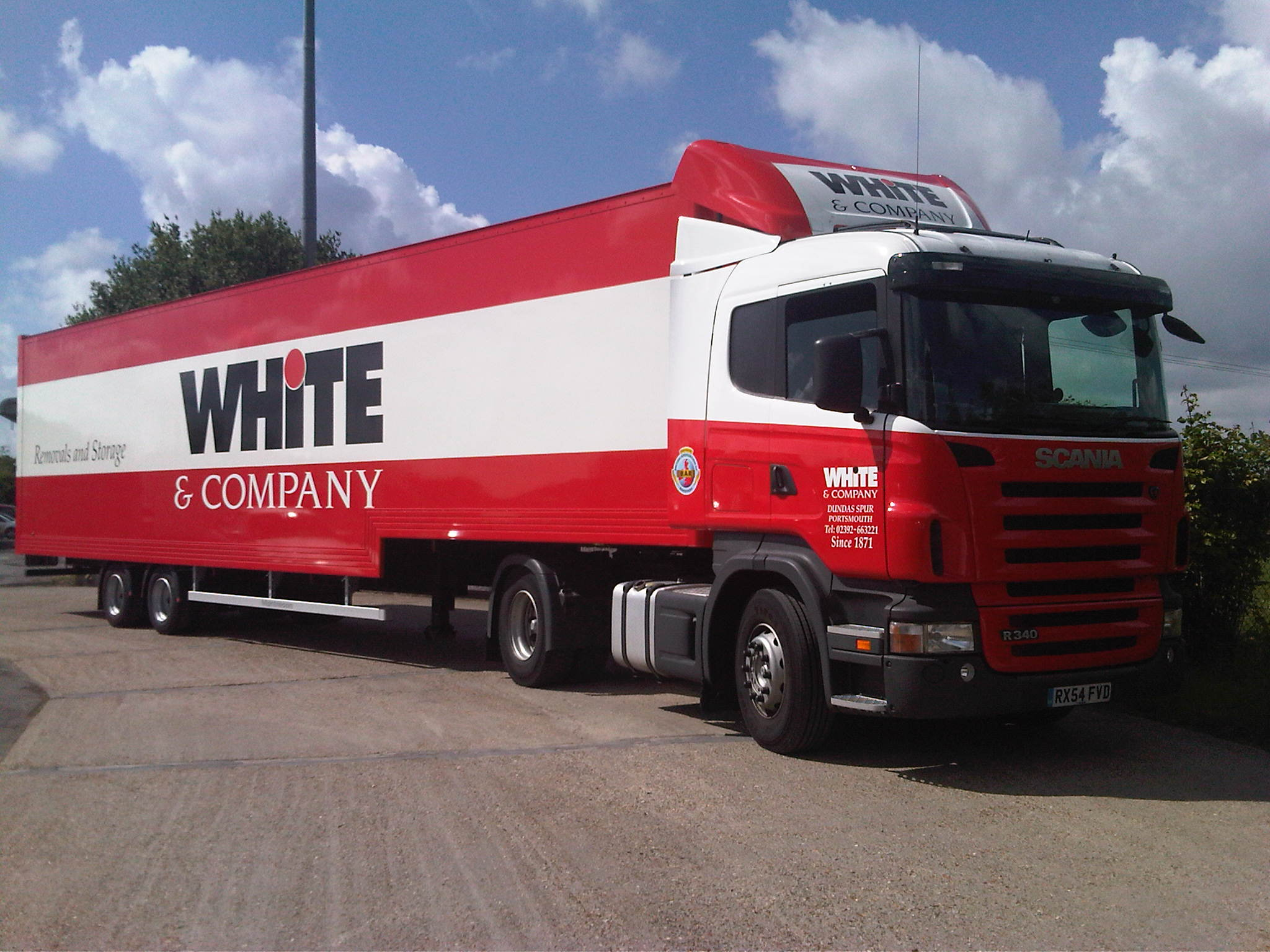 Removal Companies Serving Oman: International Moves: White & Company