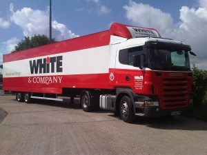 Removals Oswestry