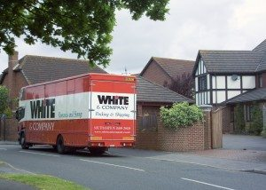 House Removals Holybourne