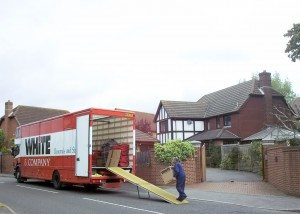 House Removals Beenham