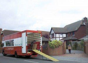 House Removals Lewisham