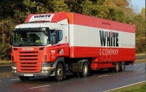 horton heath removals whiteandcompany.co.uk truck image