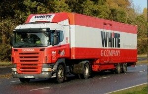 hythe removals whiteandcompany.co.uk truck image