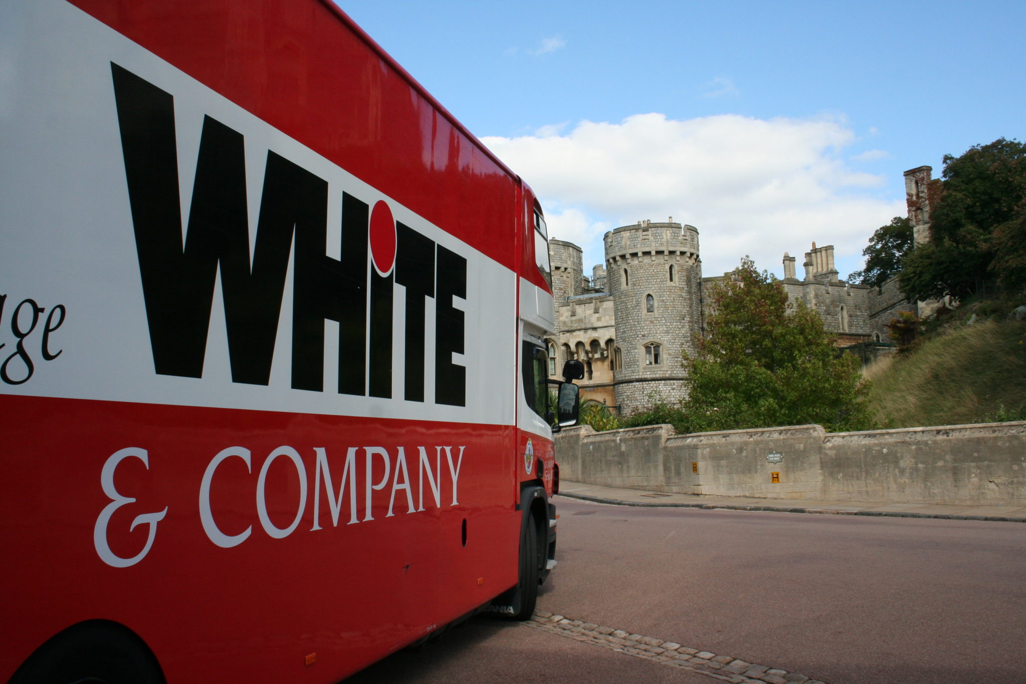 House Removals Bishops Wood White Amp Company