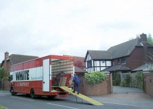 House Removals Whitchurch