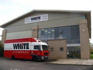 Removal Companies Prestwick