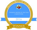 Overseas Mover of the Year 2016