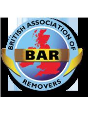 British Association of Removal Companies Logo