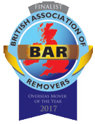British Association of Removers Certificate