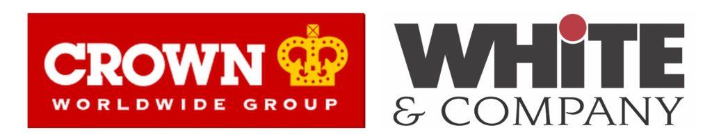 Crown worldwide White & Company logo