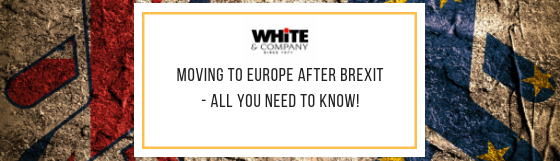 Moving To Europe After Brexit – All You Need To Know!