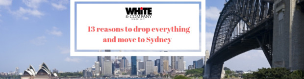 13 Reasons To Drop Everything And Move To Sydney