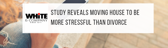 Study Reveals Moving House To Be More Stressful Than Divorce