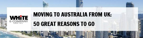 Moving to Australia from UK – 50 Great Reasons to Go