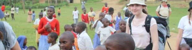 Fundraising Helps Local Student Realise Dream Uganda School Trip