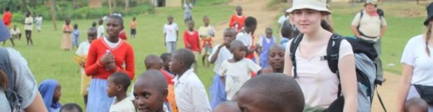 Fundraising Helps Local Student Realise Dream Uganda School Trip