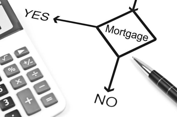 Yes or No to choose Mortgage