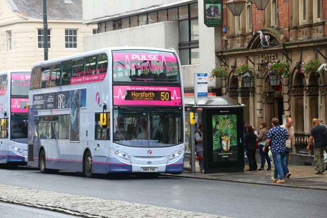 Horsforth Bus