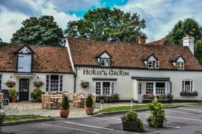 Old English Pub