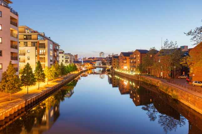 River Aire Waterfront
