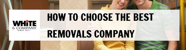 How to Choose the Best Removals Company