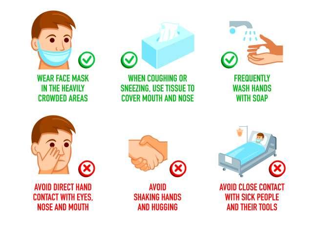 Virus infection prevention