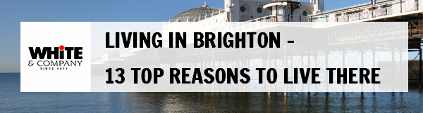 Living in Brighton- Top 13 Reasons to Live There