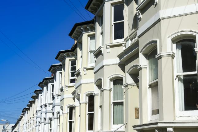 Terraced House Brighton