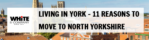 Living in York – 11 Reasons to Move to North Yorkshire
