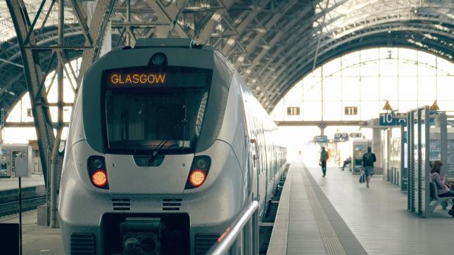 Glasgow Train