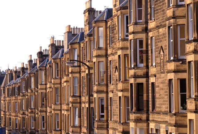 Victorian Houses Glasgow