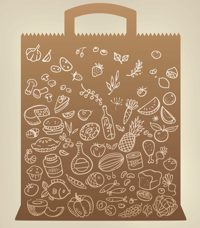 everyday food items