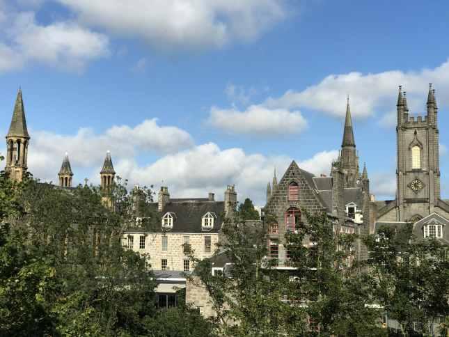 Aberdeen houses