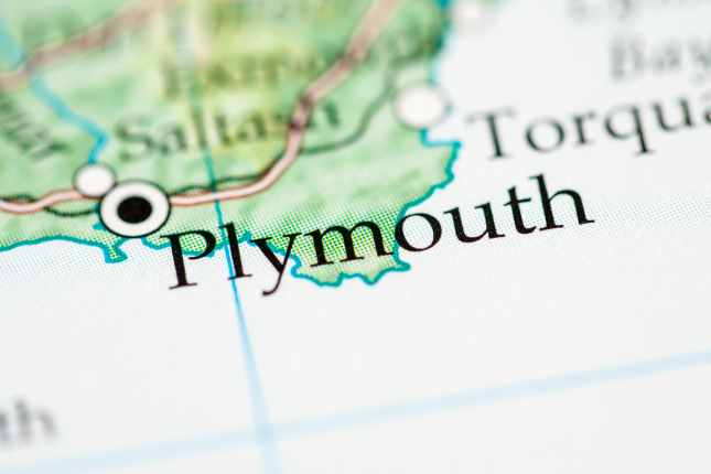 Plymouth, England, UK