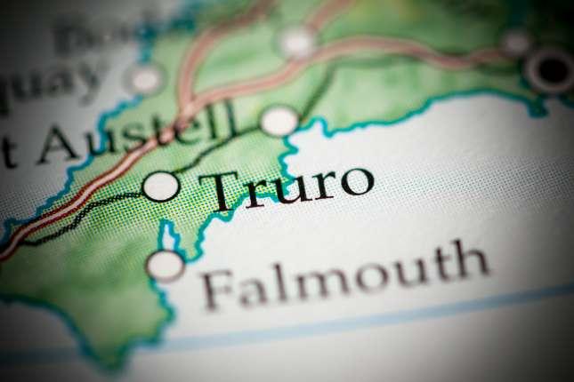 Truro, England, UK