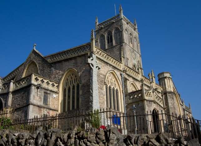 Axbridge Church, Somerset