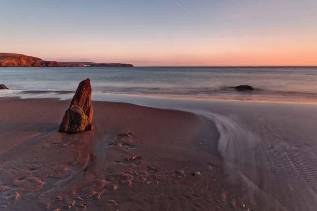 Bigbury on sea, Burgh Island