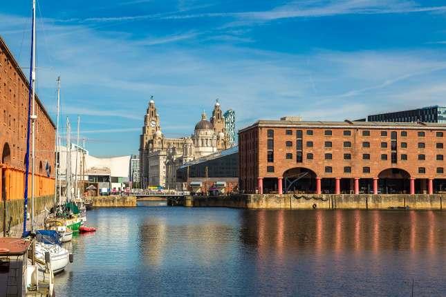 Albert Docks - Liverpool